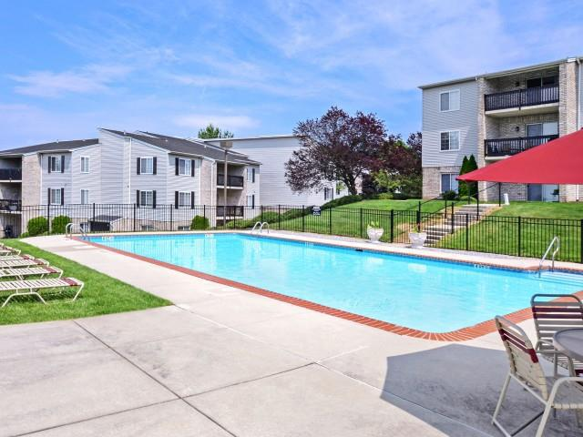 Society Hill Apartments Pool